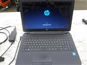 HEWLETT PACKARD LAPTOP HP 15-F233WM - WIN 10 - INTEL CELERON 1.6GHZ - 4GB RAM